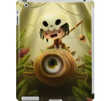 Cyclops Spider iPad Case/Skin