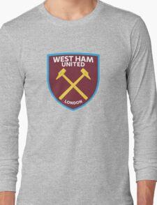 West Ham United Long Sleeve T-Shirt