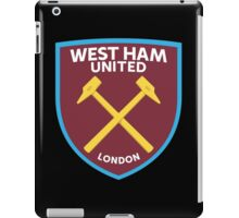 West Ham United iPad Case/Skin