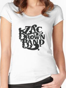 Zac Brown Band Women's Fitted Scoop T-Shirt