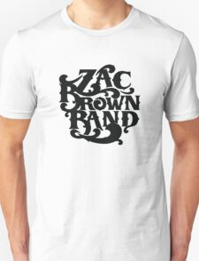 Zac Brown Band Unisex T-Shirt