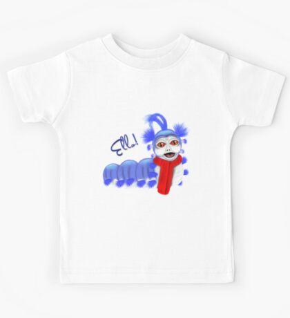 Ello! I'm Just a Worm Kids Tee