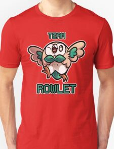 Team Rowlet T-Shirt