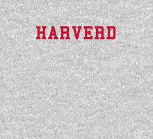 HARVERD (red letters) Unisex T-Shirt