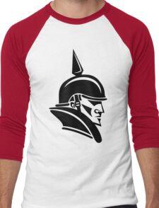 British Army Soldier Men's Baseball ¾ T-Shirt