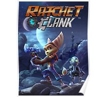 rachet clank the movie Poster