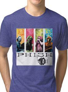 phish band concert white 2016 rizki Tri-blend T-Shirt