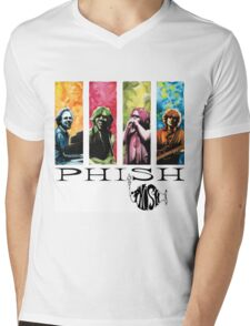 phish band concert white 2016 rizki T-Shirt