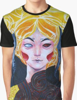 Warrior Graphic T-Shirt