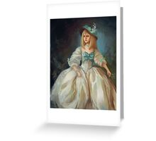 Historia Reiss Greeting Card