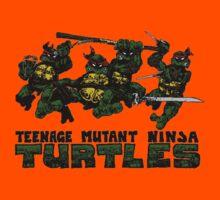 Teenage Mutant Ninja Turles Kids Tee
