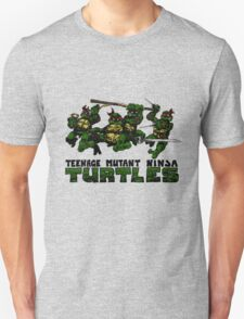 Teenage Mutant Ninja Turles Unisex T-Shirt