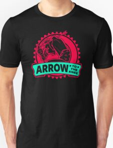 An Arrow In The Knee Unisex T-Shirt