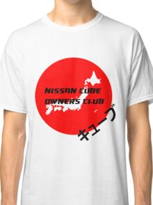 Nissan Cube Owners Club - The Motherland Classic T-Shirt