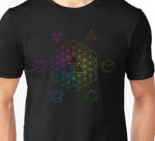 From the void full spectrum Unisex T-Shirt