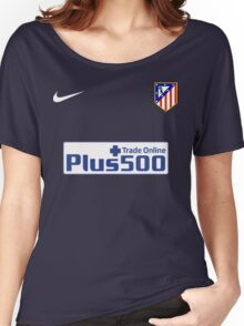 ATLETICO MADRID towards champion Women's Relaxed Fit T-Shirt