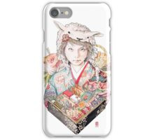"""""""Year of the Sheep"""" iPhone Case/Skin"""