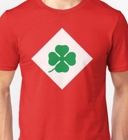 Alfa Quadrifoglio Shirt (Ugo Sivocci) Unisex T-Shirt