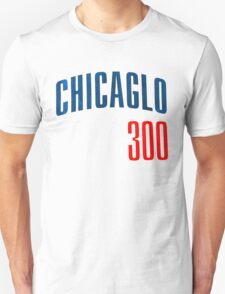 Chief Keef - CHICAGLO 300 Glo Gang Apparel T-Shirt