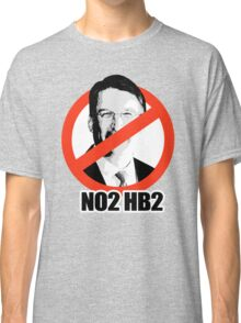 No2 HB2 Classic T-Shirt