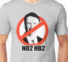 No2 HB2 Unisex T-Shirt