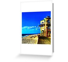 The Teahouse at Cottesloe 16 Greeting Card