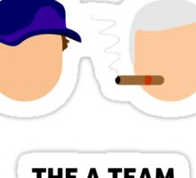 The A Team Sticker