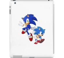 Sonic - Modern & Classic iPad Case/Skin