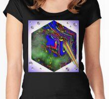 Bubble Zapper Women's Fitted Scoop T-Shirt