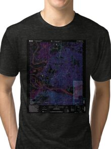 USGS TOPO Map Alabama AL Englewood 303763 2002 24000 Inverted Tri-blend T-Shirt