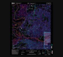 USGS TOPO Map Alabama AL Englewood 303763 2002 24000 Inverted T-Shirt