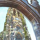 Manchester - St Mary's Church, Stockport by exvista