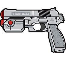 PS1 Namco GameCon Controller  Photographic Print