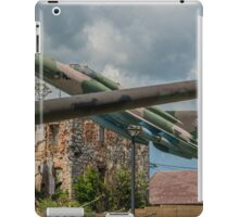Military Barrage & Jet Aircraft iPad Case/Skin