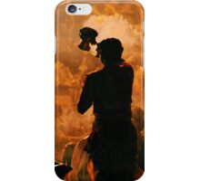 Indian religion iPhone Case/Skin