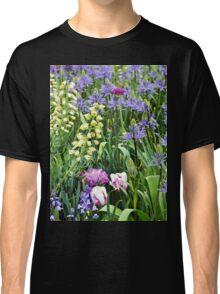 Pastel Garden Classic T-Shirt