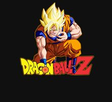 Dragon Ball Z Songoku Super Saiyan Unisex T-Shirt
