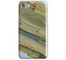 Jet Aircraft Undercarriage iPhone Case/Skin