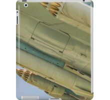 Jet Aircraft Undercarriage iPad Case/Skin