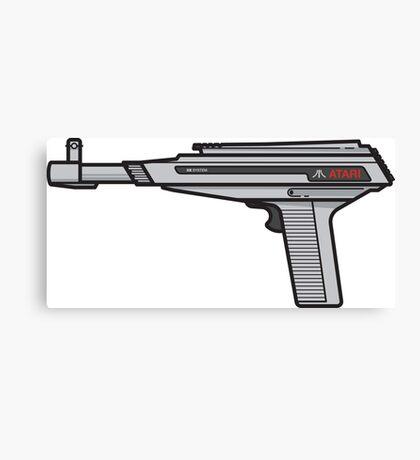 Atari XE Zapper Canvas Print