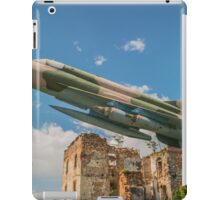 Military Jet Fighter iPad Case/Skin