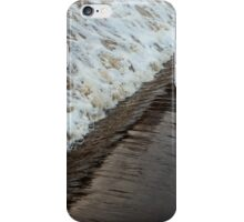 artificial dam to Store water  iPhone Case/Skin