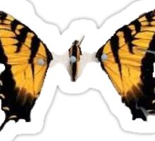 Brand New Eyes Butterfly Sticker Sticker