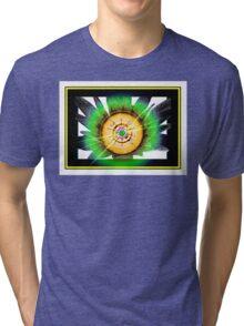Abstract #17 Tri-blend T-Shirt