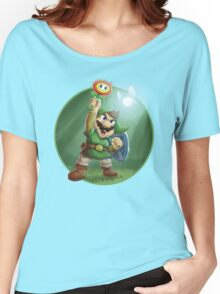 The Legend of Mario Women's Relaxed Fit T-Shirt