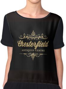 Chesterfield Antiques Centre Women's Chiffon Top