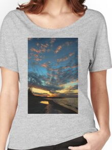 Reflecting Gold Women's Relaxed Fit T-Shirt