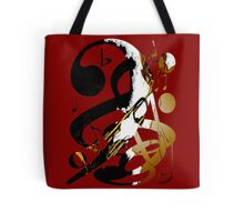 The Jazz note (variant edition) Tote Bag