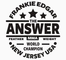Frankie Edgar One Piece - Long Sleeve