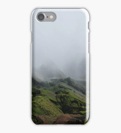 Mist and Moss iPhone Case/Skin